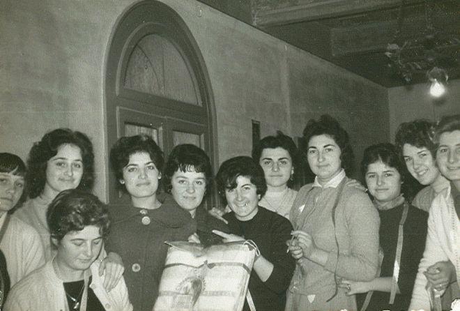 Storia dal 1957 Scuola di Moda Vitali