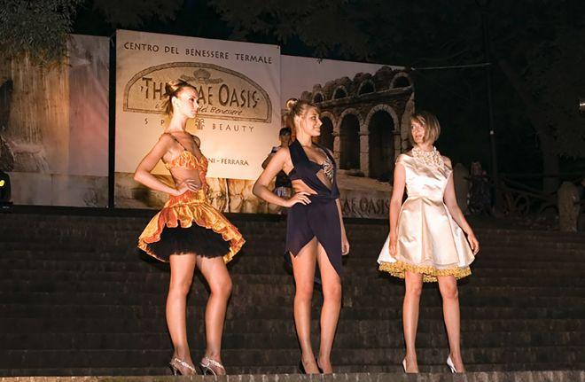 Sfilata di Moda a Ferrara