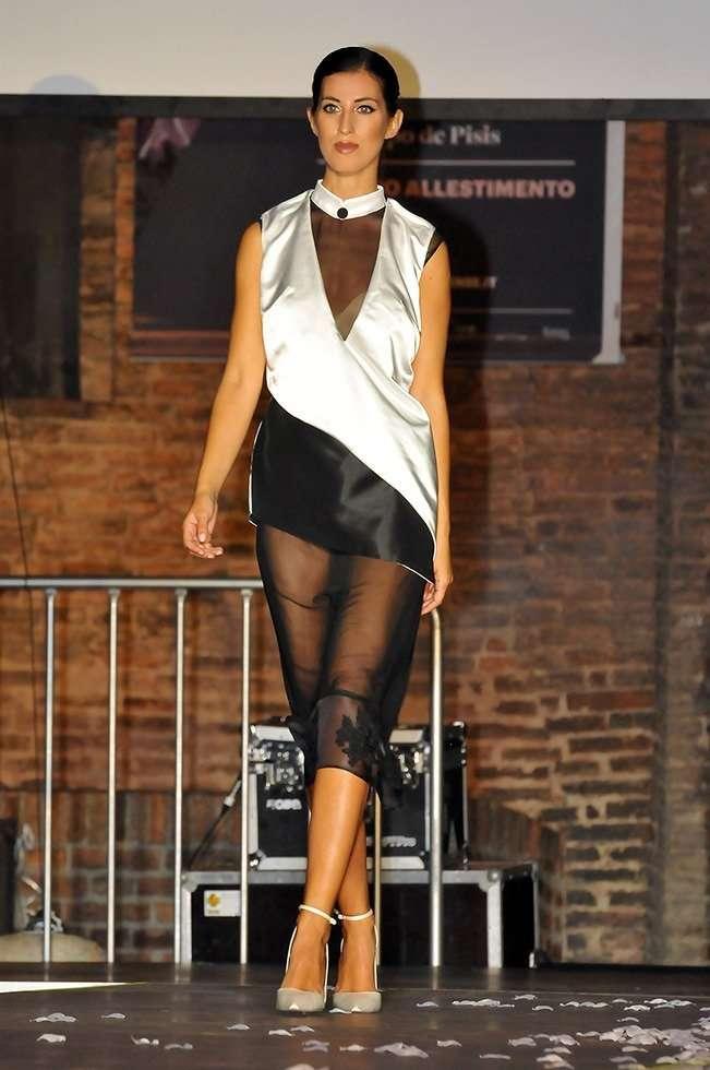 """Sfilata di Moda, Scuola di Moda Vitali, """"La Moda in Castello"""" Ferrara"""