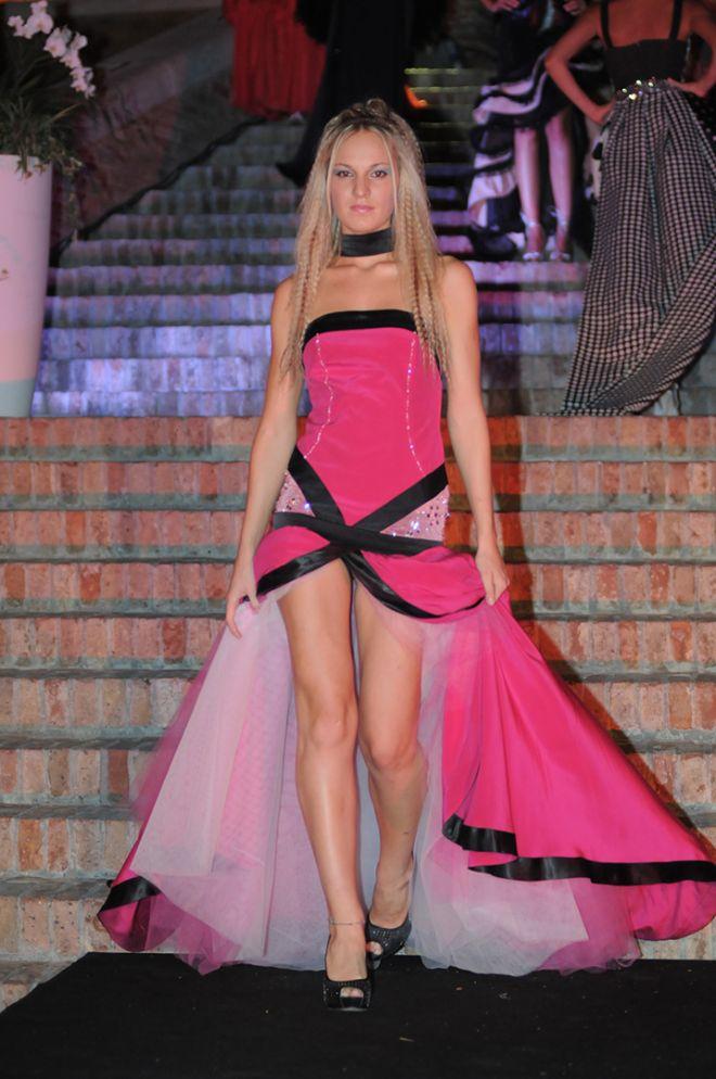 Sfilata di Moda Trepponti di Comacchio, Scuola di Moda Vitali