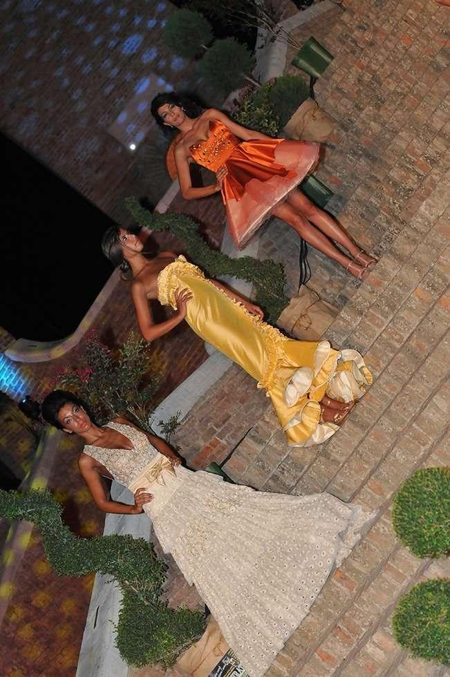 Sfilata di Moda Comacchio, Scuola di Moda Vitali, Trepponti