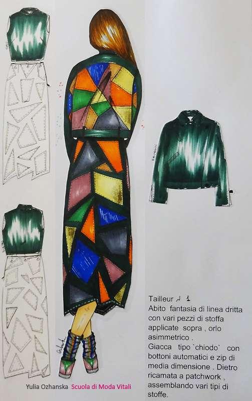 Fashion Design by Yulia Ozhanska