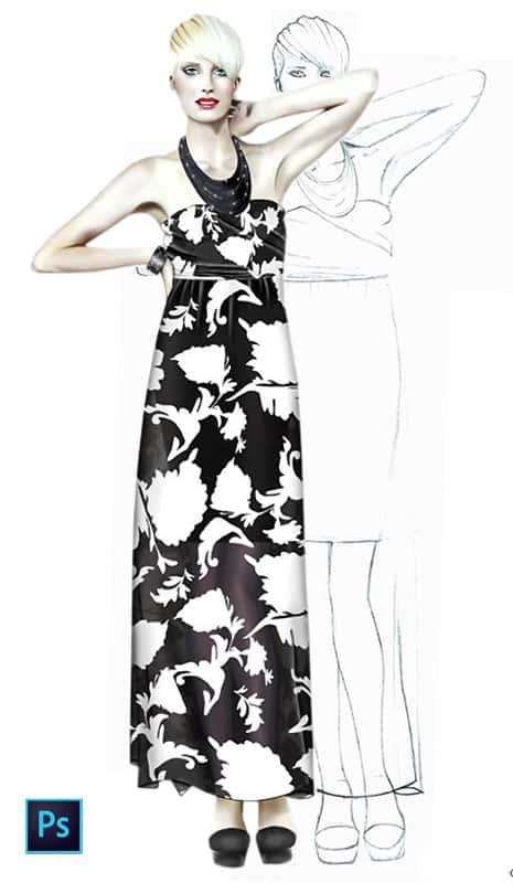 Fashion Design CAD Adobe