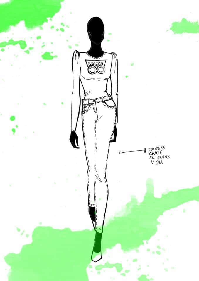 Ambra Fashion Designer - Scuola di Moda Vitali