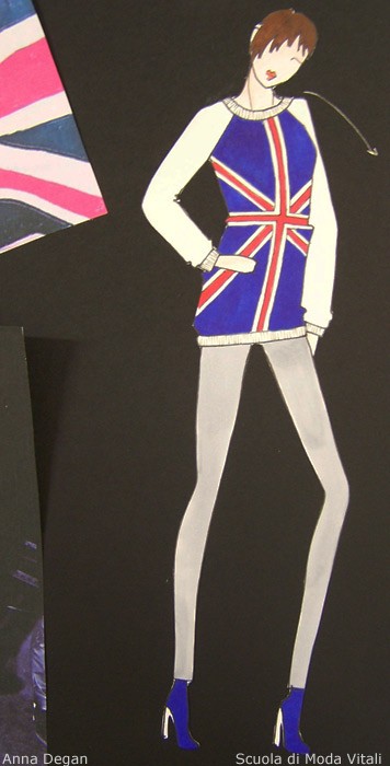 Fashion Design by Anna Degan