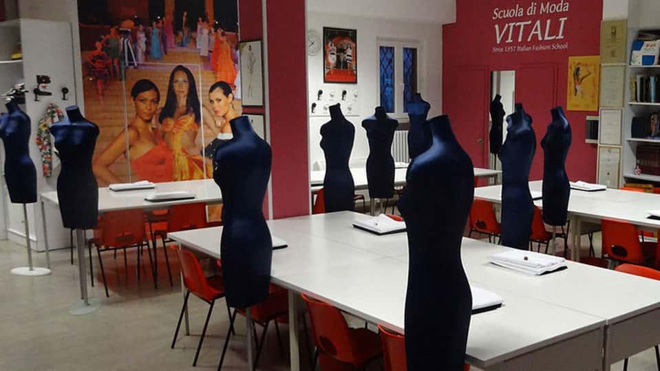 Scuola di Moda Vitali - Modellistica e Confezione