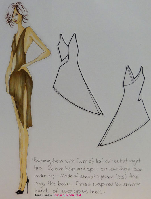 Fashion Design by Nina Canala