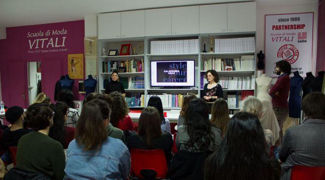 Scuola di Moda Vitali & Calzedonia
