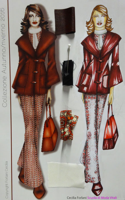 Fashion Design by Cecilia Forlani