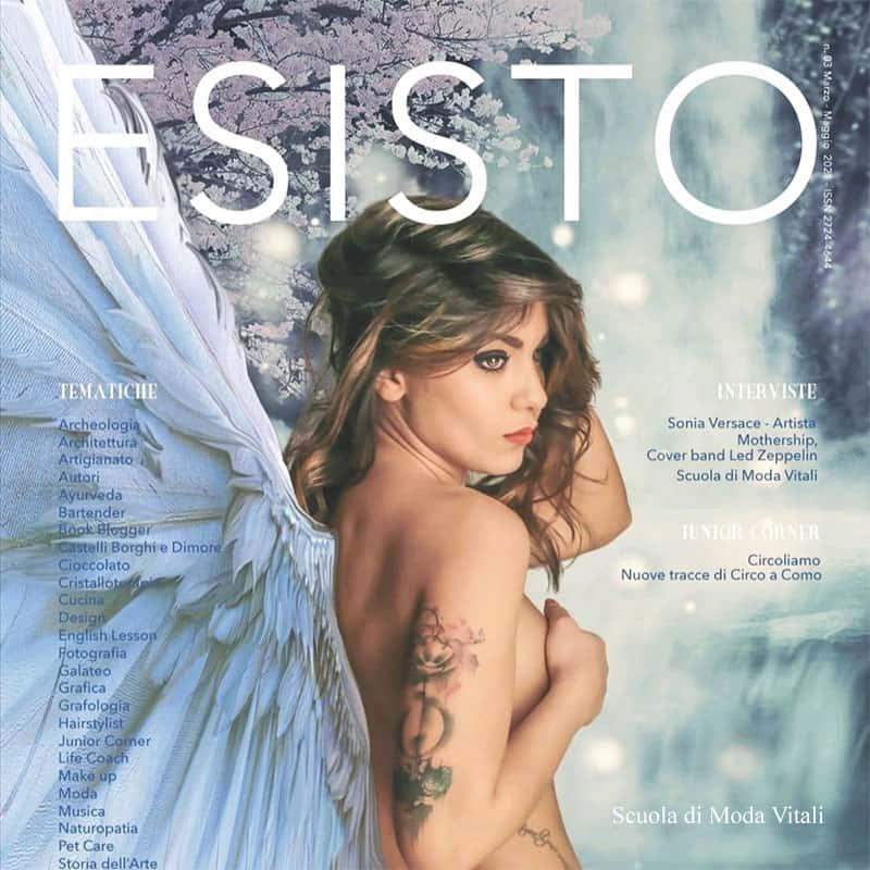 Esisto Magazine Marzo 2021