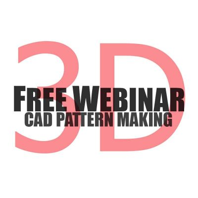 3D pattern making - Webinar Browzwear scuola di moda, fashion school