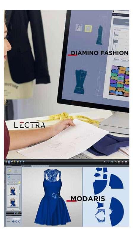 Diamino Fashion, Modaris V8