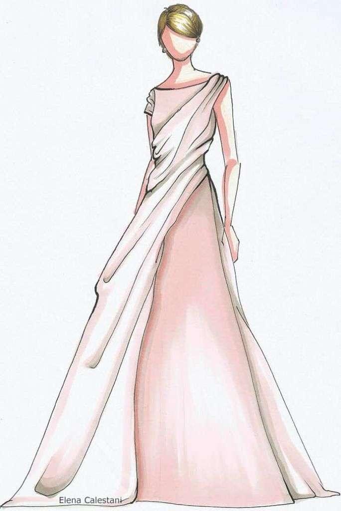 Elena Calestani, Fashion Design chanel
