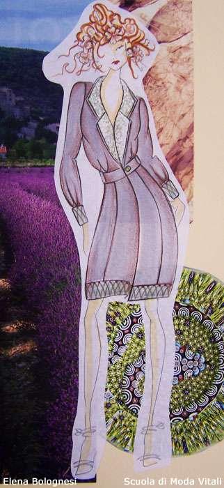 Fashion Design by Elena Bolognesi