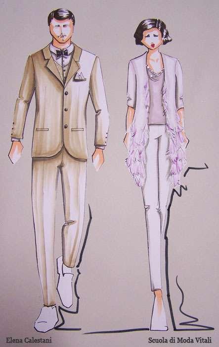 Fashion Design by Elena Celestani