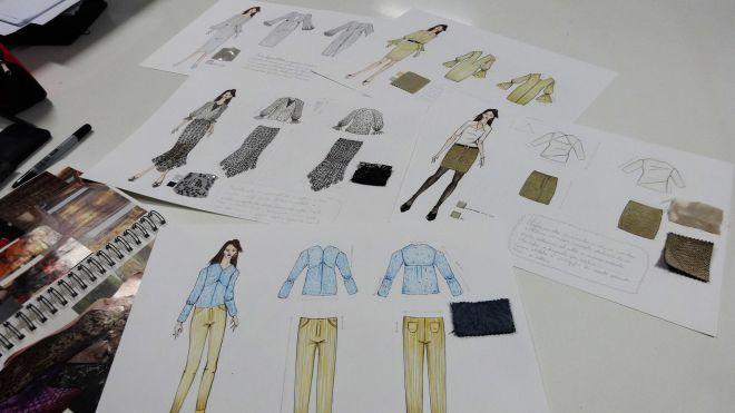 fashion design, scuola di moda vitali