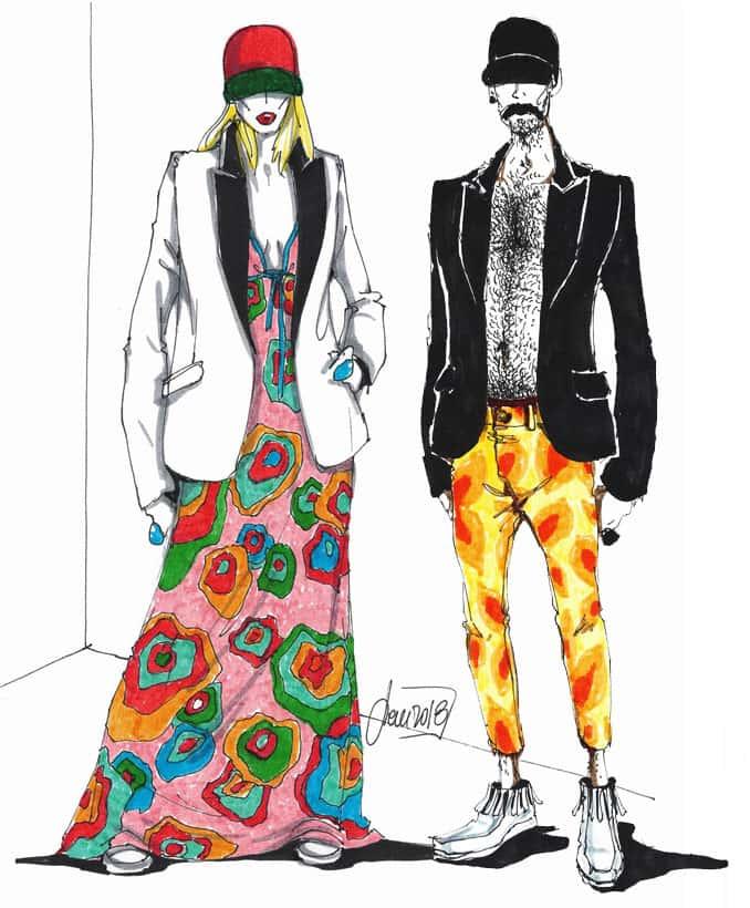 Fashion Design, Scuola di Moda, Corsi di Fashion Design