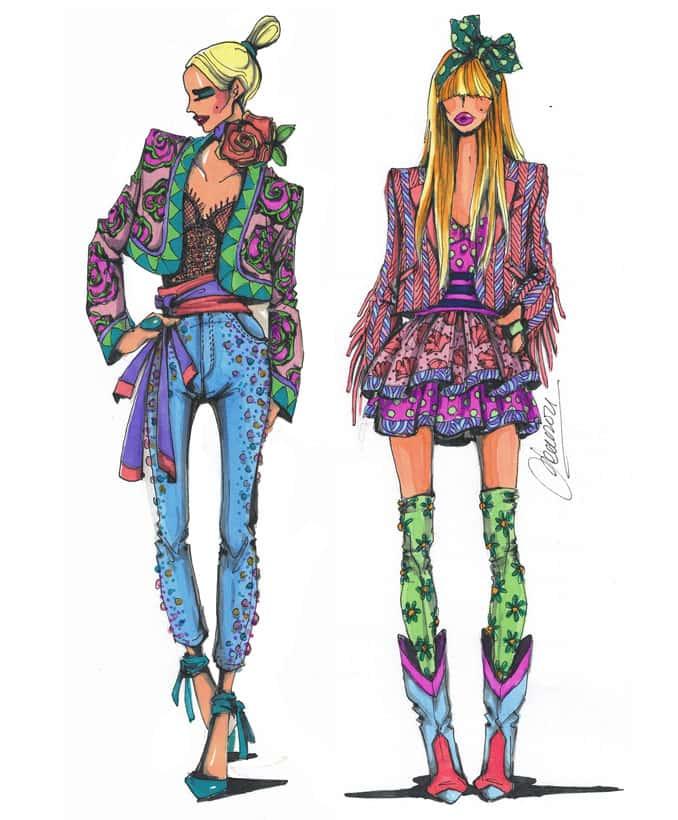 Scuola di Moda, Fashion Design