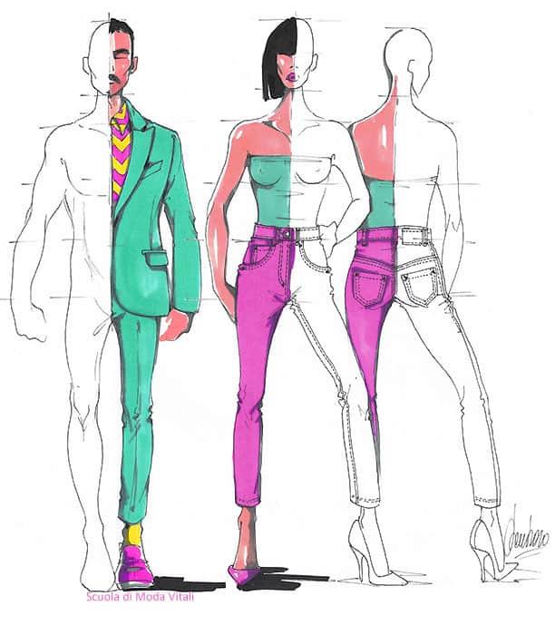 Scuola di Moda Vitali   Corsi e Master di Moda
