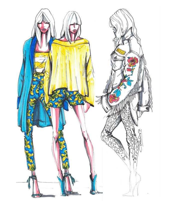 Fashion Design, Scuola di Moda