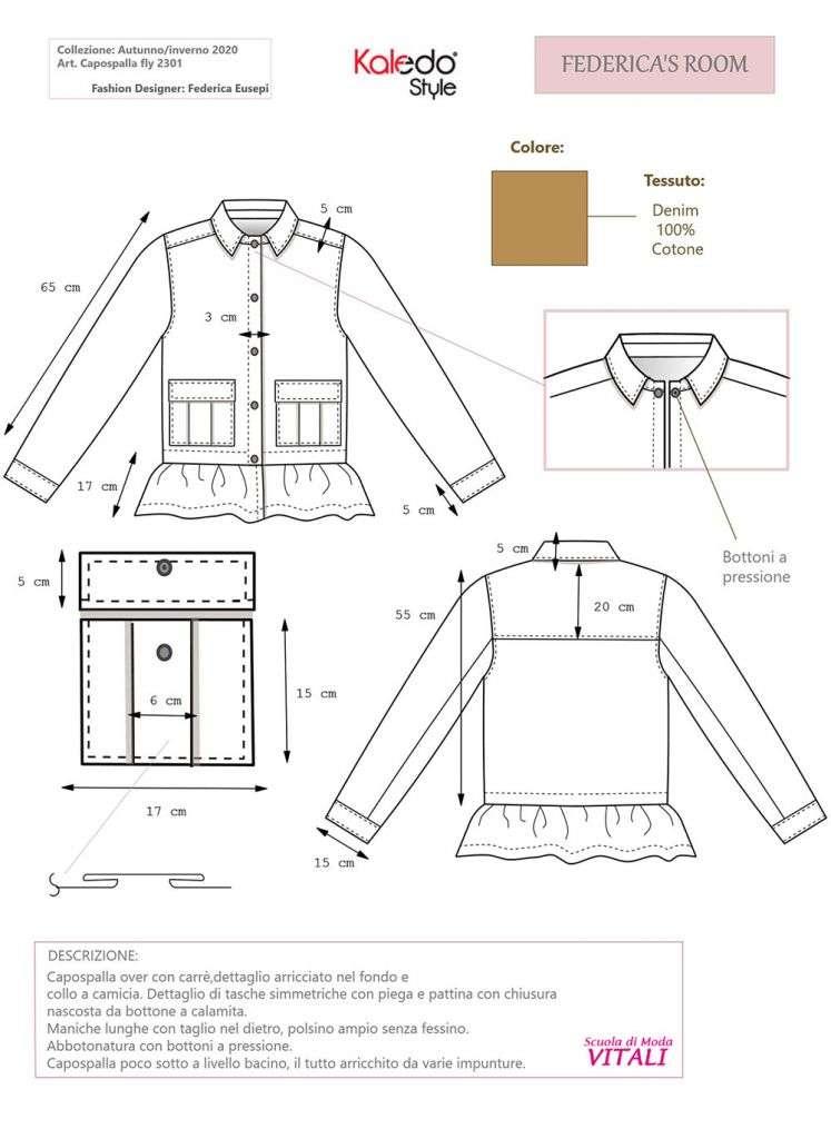 Kaledo Style Lectra | Scuola di Moda Vitali