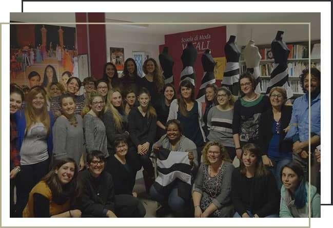 Fashion Design Studenti Scuola di Moda