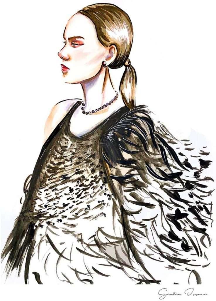 Giulia Issori, Fashion Designer