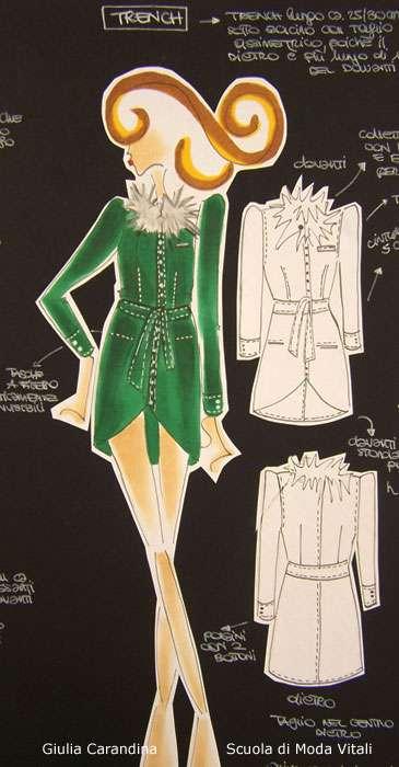Fashion Design by Giulia Carandina