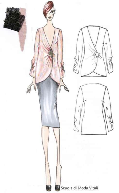 Fashion Design by Greta Fila