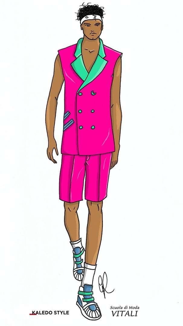 Scuola di Moda, Kaledo StyleGreta Rubino