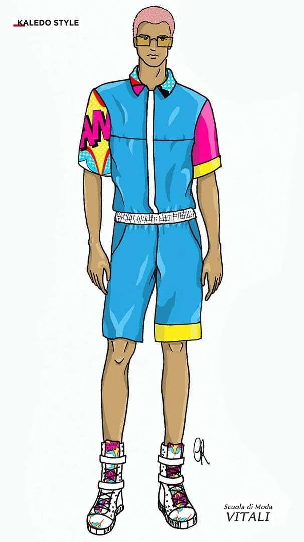 Scuola di Moda, Kaledo Style