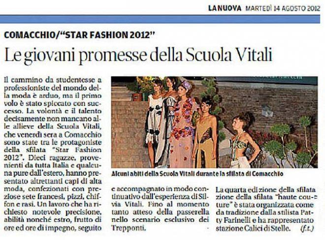 Sfilata di Moda Trepponti Comacchio la Nuova Ferarra