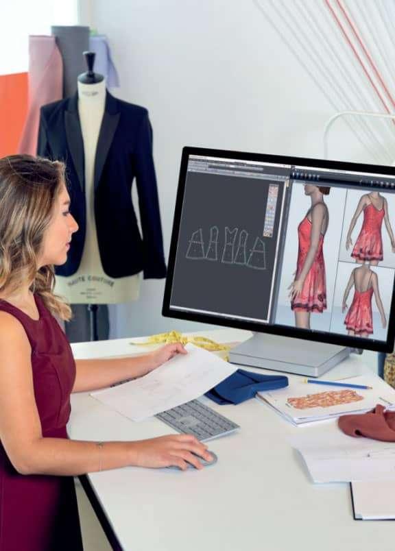 Modellistica Intelligente, Modellistica CAD, Scuola di Moda