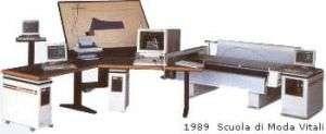1989 corsi di CAD Lectra