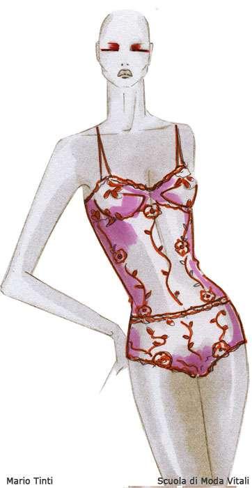 Fashion Design by Mario Tinti