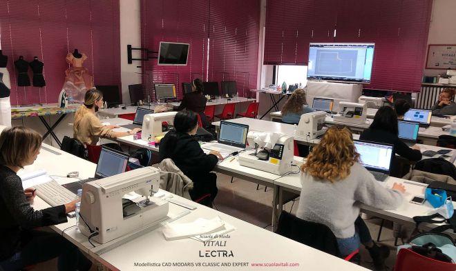 Modellistica CAD Lectra, Modaris V8 Classic e Expert