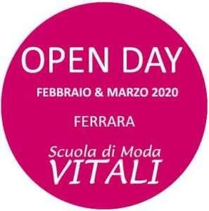 Open Days 2020 Scuola di Moda