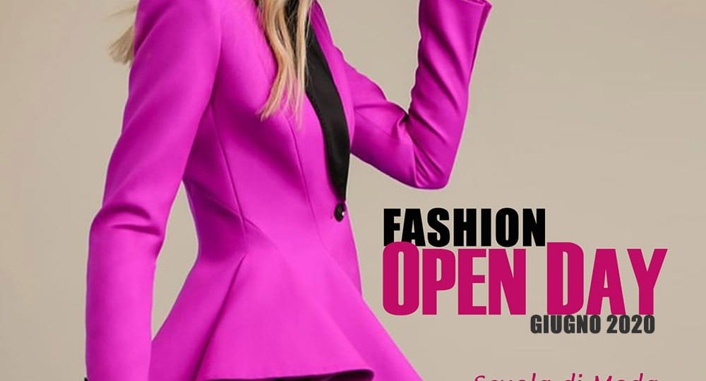 Open Day Giugno Scuola di Moda Vitali