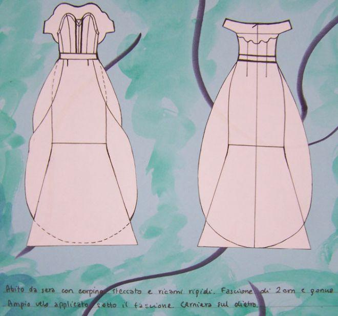 Fashion Design by Sabrina Andreose