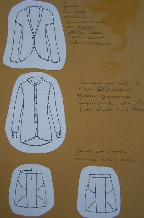 Fashion Design by Sara Colombo