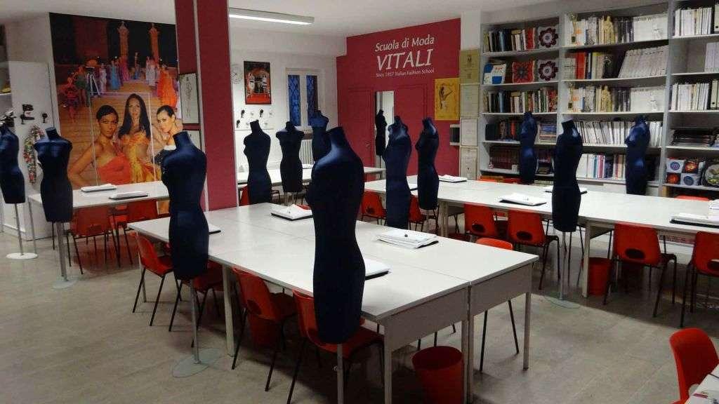 Open Day, Scuola di Moda Vitali