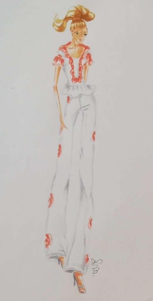 Silvia Minguzzi, Fashion Design