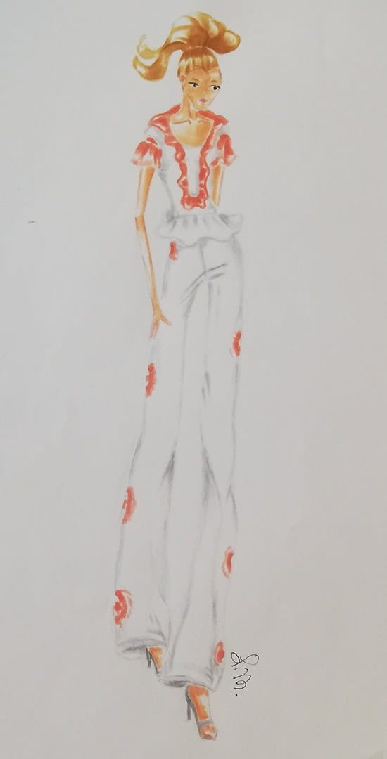 Silvia Minguzzi, Fashion Design