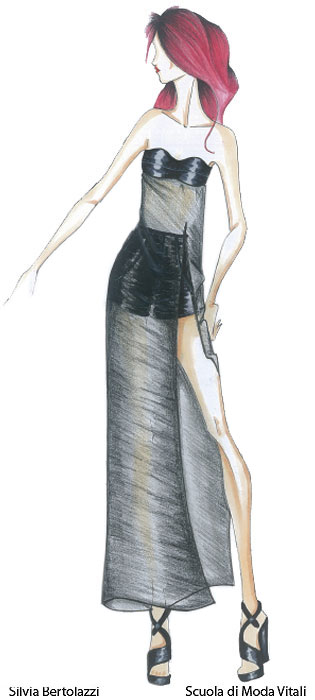 Fashion Design by Silvia Bertolazzi