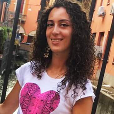 Sofia Petrillo, Modellista CAD - Scuola di Moda Vitali