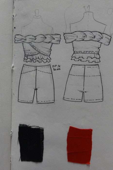 Fashion Design by Talia Moro
