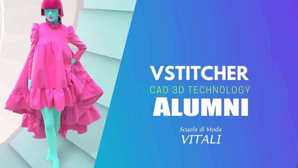 Virtual Fashion 3D, Scuola di Moda