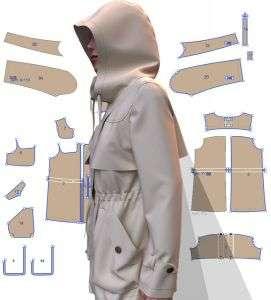 Browzweare CAD 3D Scuola di Moda Vitali, VStitcher